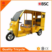 Unique Design made in china 150cc bajaj taxi passenger tricycle for sale
