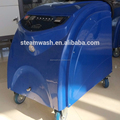 Blue Color ABS Plastic Single Gun 12kw Car Wash Equippment