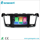 Android car dvd player with gps 2 din car multimedia navigation system for peugeot 508