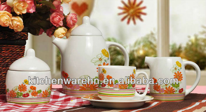 ceramic exports products,miniature ceramics tea set