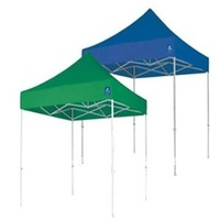 10X10 cheap price square steel frame promotion pop up gazebo canopy