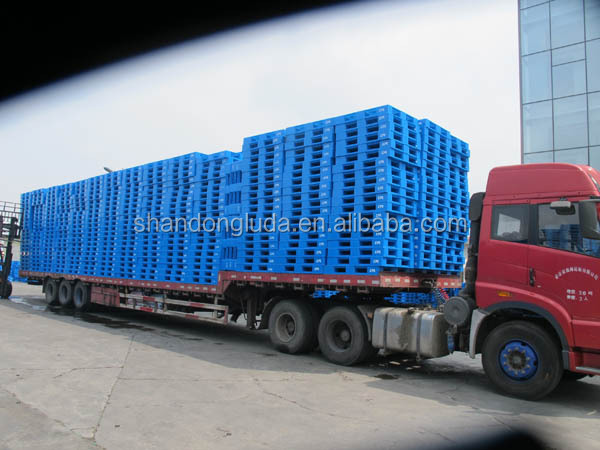 1 to 4 Ton Plastic pallet in China