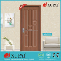 xupai White Decorative Inside Wooden Room Door