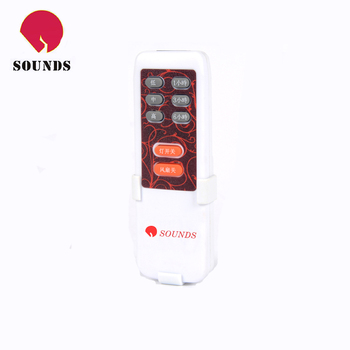 Cheap high tech remote controller,molded ceiling fan remote controller