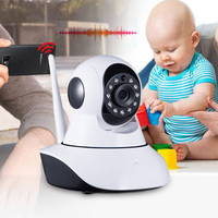 New product 720p ip mini video camera with two ways talk