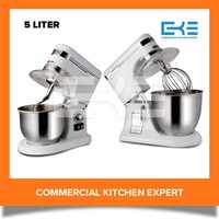 Top Quality Top Chef Mini Multifunction Kitchen Stand Mixer With Rotating Bowl