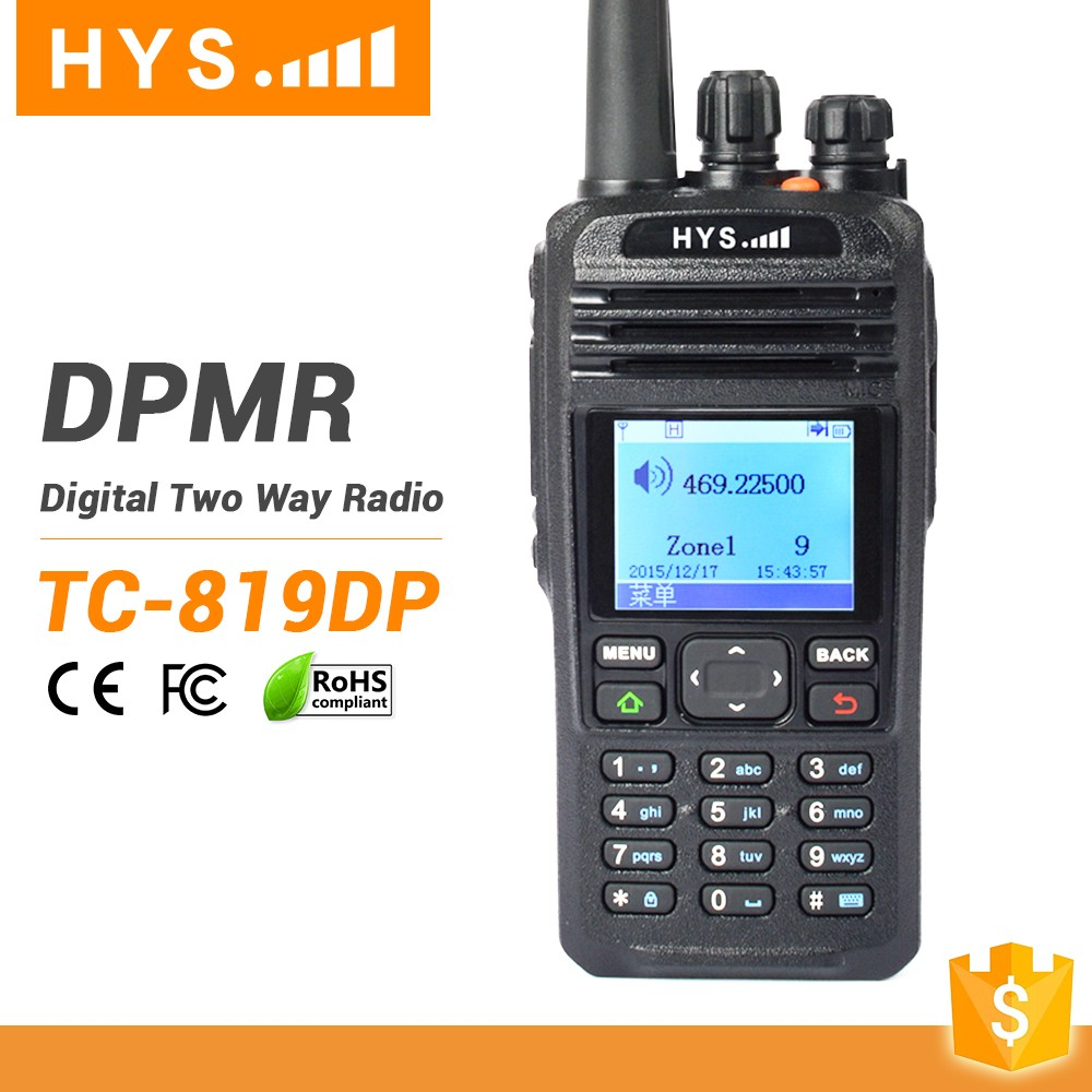 IP67 Waterproof Wireless Police Long Range 10 Watts UHF VHF Handheld 100 Mile 2 Way Radio Talkie Walkie