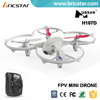 Flips & rolls hubson quad copter fpv with 480P camera for sale.