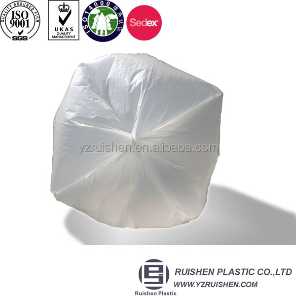 Eco Friendly Clear Star Seal Garbage Bags,eco friendly bag