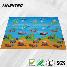 Waterproof ,Soften, eco-friendly PVC play mat,kid plastic play mat,Outdoor playmat