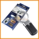 Foldable 3X LED Handheld Magnifying Glass Reading Magnifier With LED Light