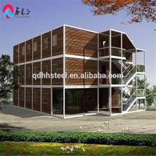 Good quality Luxury Modular Mobile Living Container House
