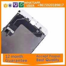 Phone accessories mobile flexible wholesale lcd for iPhone 7+ mobilephone from China alibaba