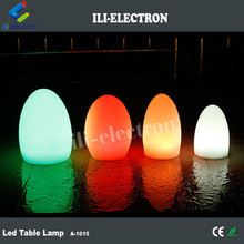 Table Lamp Bars Decoration Glowing LED Egg Lamp