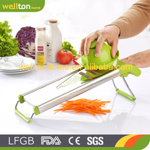 Wholesale plastic grater apple cutter handle blade grater