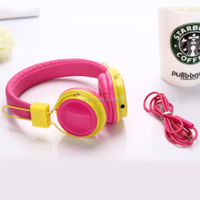 Newest China Earphone Loud speaker Wired mp3 Headphone Headset Marine Two Way Radio Headset Wired Headphone