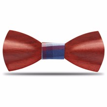 2016 Top Selling High Quality Shirt Accessories For Men Wooden Bow Tie