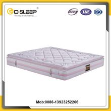 China supplier king size foam cot mattress for hotels