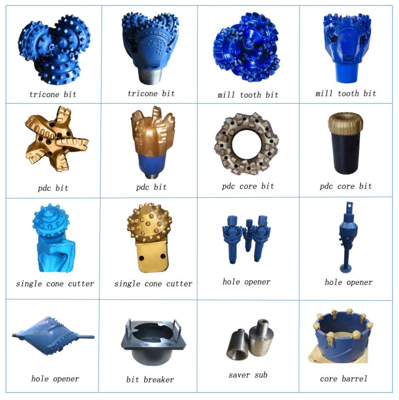 Drill Bit Well Drilling Tools Oil Well Drilling.jpg