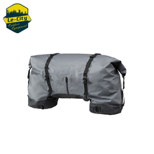 2018 new Tail Dry Bag pack 70 L,Waterproof welded tarpaulin Motorcycle pannier two Side tank Saddle Bag,strap-on luggage