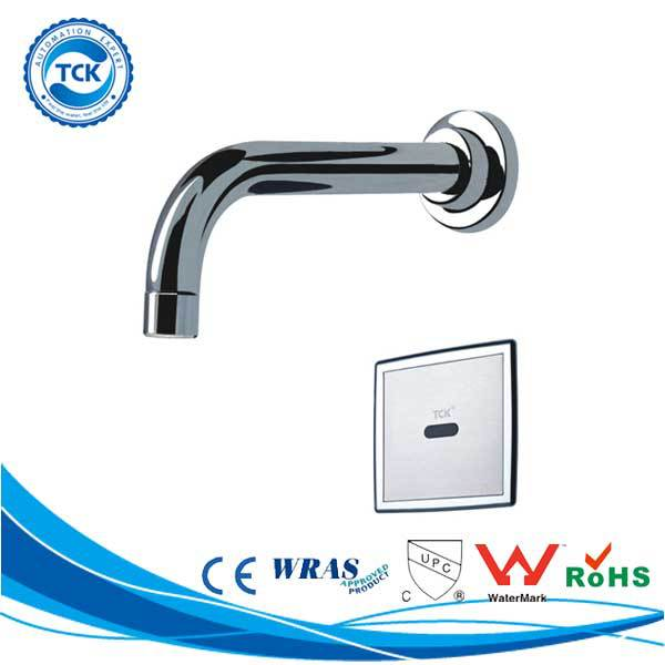 High-end Infrared Induction Bathroom Sink Faucet