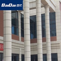 Baidai spray stone texture wall paint stone coating for building