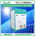 150KW low frequency off grid inverter with Mitsubishi IPM module
