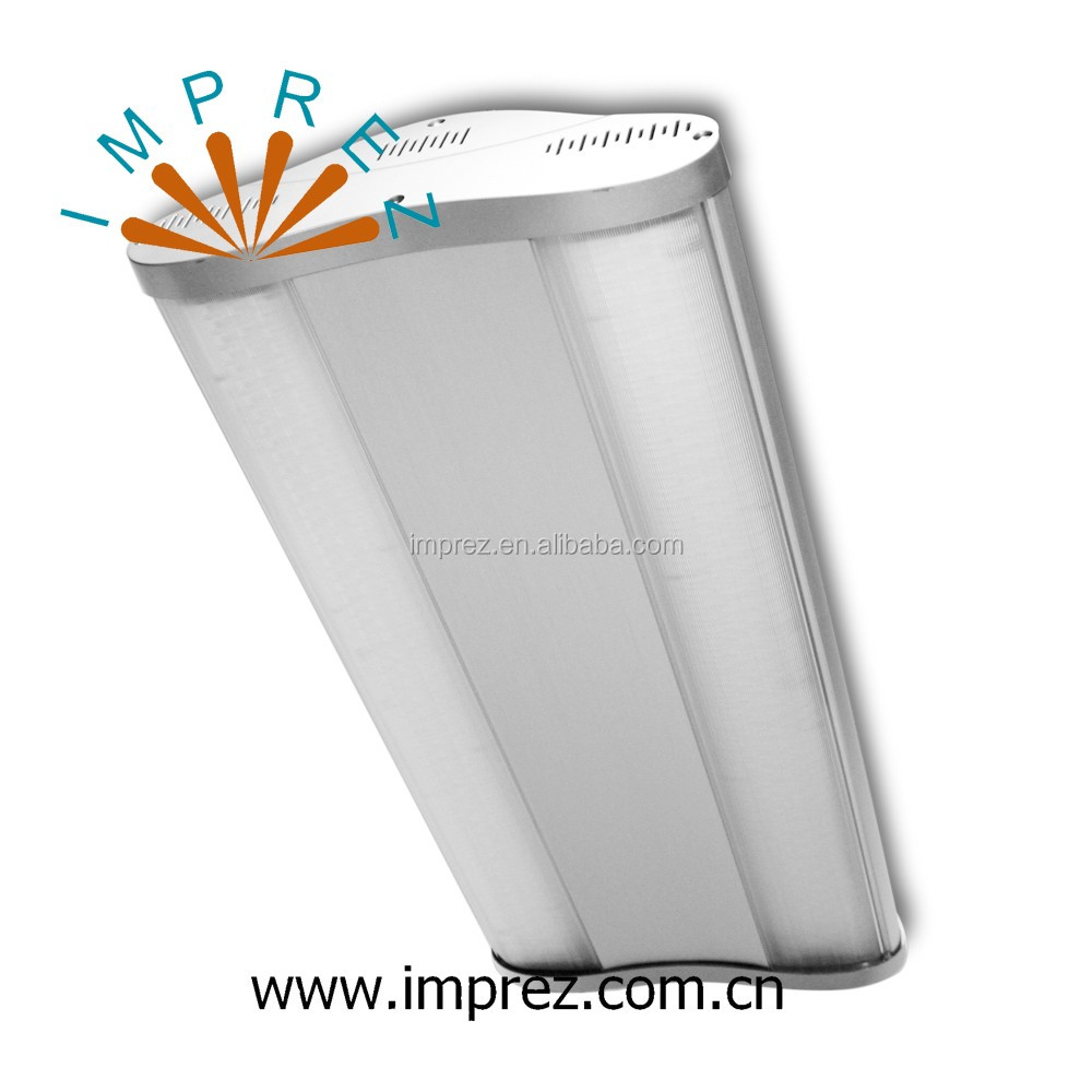 New led linear high bay light 160W dimmable highbay 100-277v super bright 120lm/w PF>0.92 5 Years warranty DLC UL SAA cert