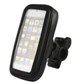 Waterproof case bike mount /bicycle waterproof holder mount and case for mobile phone