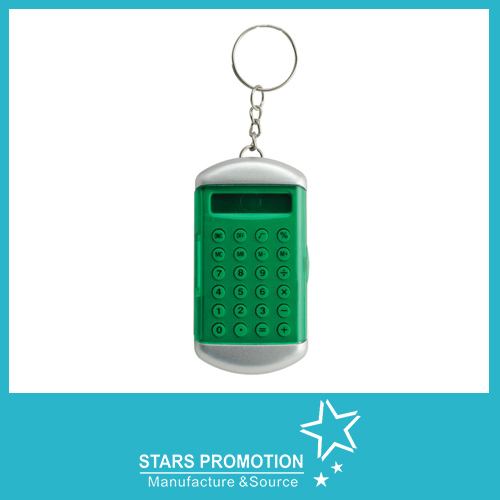cute mini keychain calculator,pocket calculator