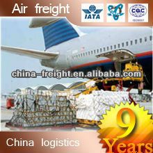 air freight cost to india