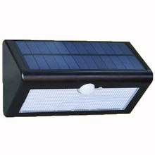 Solar Panel Power Security Outside Garden Yard Lamp Wall Mounted LED Motion Solar Light 38pcs LED