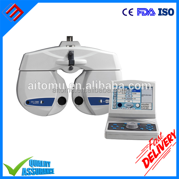 Ophthalmic Equipment used optical equipment for eye clinic