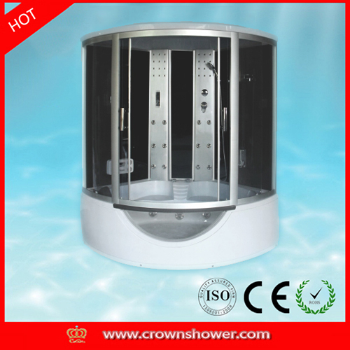 2015 China manufacturer new shower steam and massage bathroom designs modern steam bath showers luxury shipping container houses