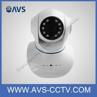 Home Wireless IP Camera Pan & Tilt Function, Easy to Install P2P Wifi Camera