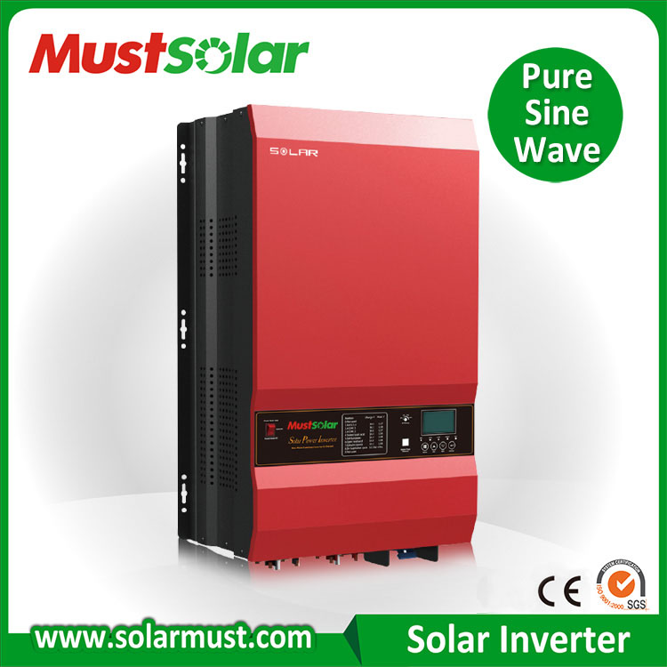 10000w intelligent dc/ac power inverter for solar system