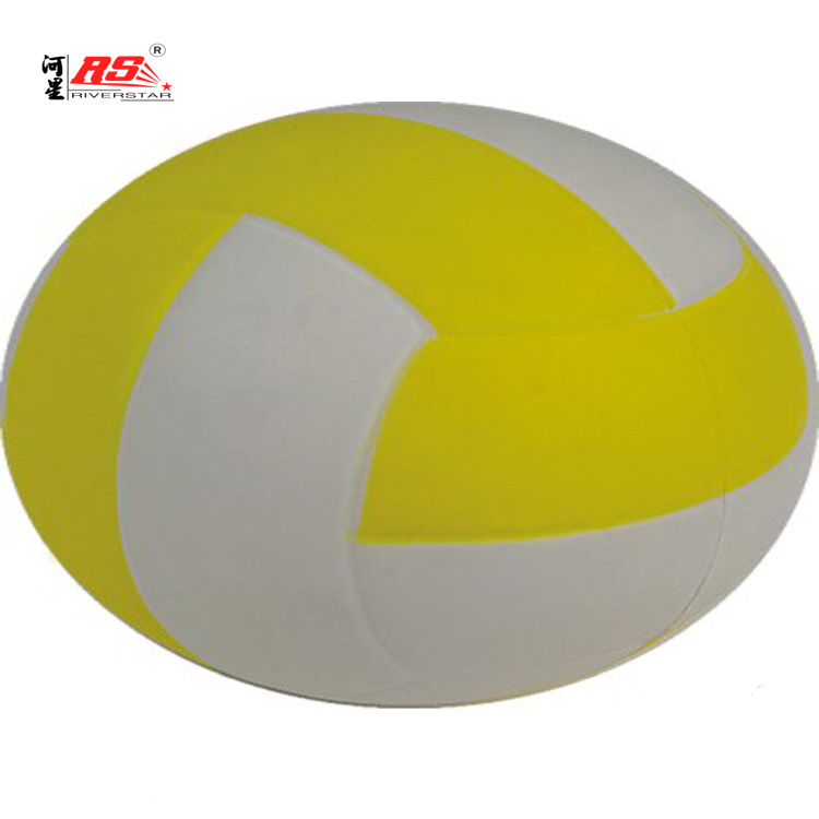 Kids Soft EVA Foam Sponge Squeezable Rebounce function Volleyball Play ball