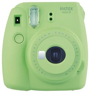 fujifilm instax instant  mini9 camera -lime green travel best camera  back to school