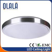 Thermal Plastic Trade Assurance lighting led 2835SMD LED panel hunter ceiling fan light kits