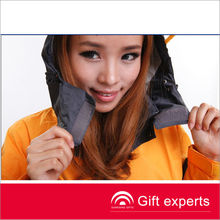 High quality fahsion rubber raincoats for women