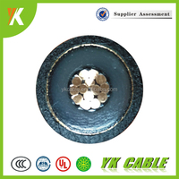 low voltage 300mm 400mm single core wire armoured cable xlpe power cable