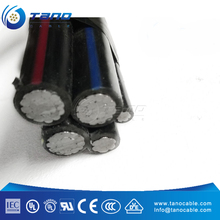 TANO CABLE 1x95 mm2 3x120 mm2 16mm lv abc cable sizes 33kv abc aerial bundle cable price