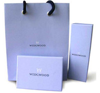 China manufacturer hot sale customized full color shopping paper bag