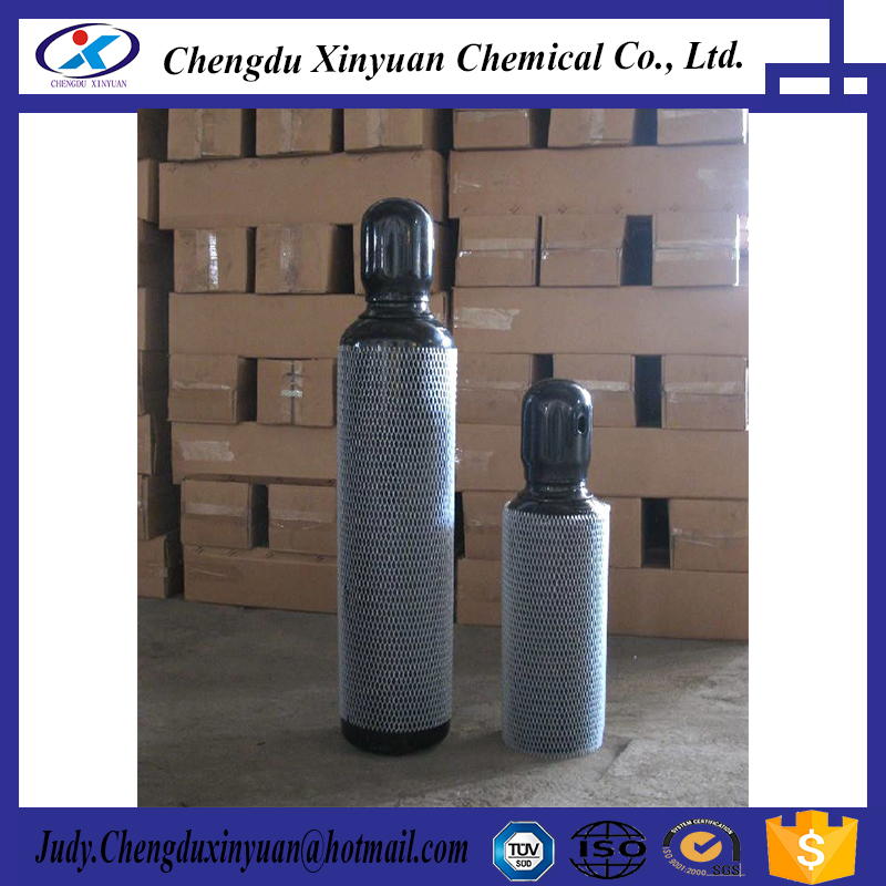 High pressure nitrogen gas cylinder empty used gas cylinder
