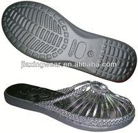 Once Injection neoprene slippers for footwear and promotion,light and comforatable