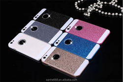 "Hot selling glitter phone case for iphone case 4.7""mobile phone accessories cheap phone case for iphone 6s plus with pc material"