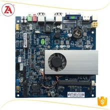 Haswell Motherboard with onboard CPU Intel Core i3-4005U support Windows7, Windows8, Windows10, Linux