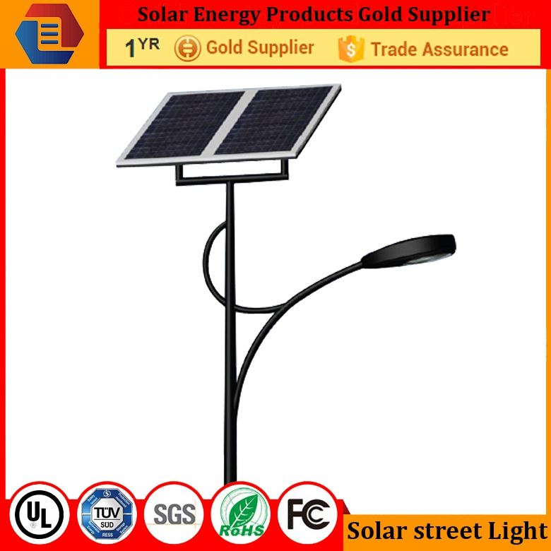High performance and Low price IP67 Power valley Baoding 20W led solar street light /LYBRSST5MB587