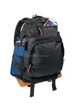 "polyester Backpack Business Travel Student up to 17"" Laptop bag backpack"