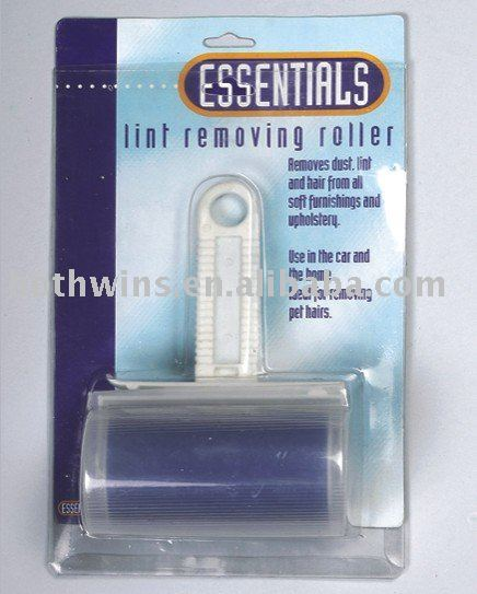 LINT REMOVING ROLLER
